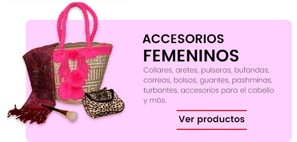 accesorios femeninos